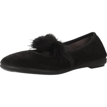 Schoenen Meisjes Derby & Klassiek Vulladi 1405 070 Zwart