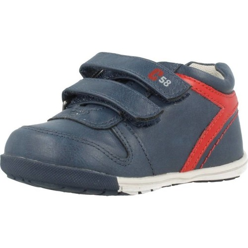 Schoenen Jongens Hoge sneakers Chicco GREUX Blauw