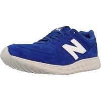 Schoenen Heren Lage sneakers New Balance MFL574 FE Blauw