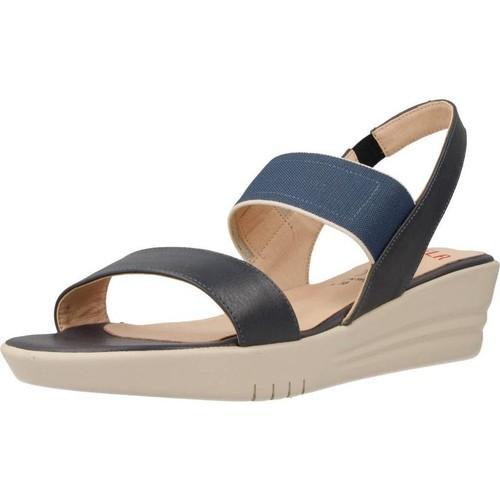 Schoenen Dames Sandalen / Open schoenen Mikaela 17777M Blauw