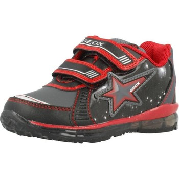 Schoenen Jongens Lage sneakers Geox B TODO BOY Zwart