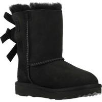Schoenen Meisjes Snowboots UGG BAILEY BOW II Zwart