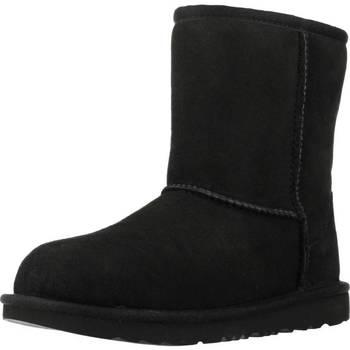 Schoenen Meisjes Snowboots UGG CLASSIC II Zwart