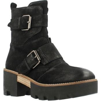 Schoenen Dames Enkellaarzen Elvio Zanon G0403G Zwart