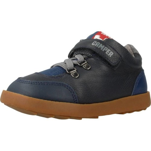 Schoenen Jongens Lage sneakers Camper BRYN FW Blauw