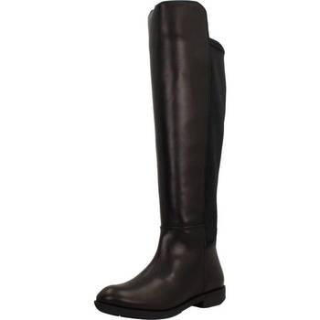 Schoenen Dames Hoge laarzen Lumberjack TIFFANY Zwart