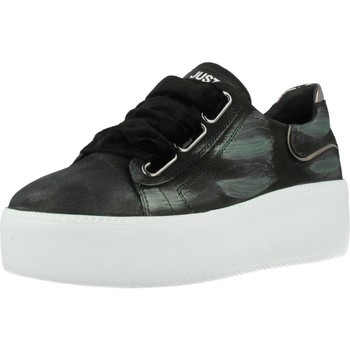 Schoenen Dames Lage sneakers Just Another Copy JACPOP006 Zwart