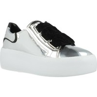 Schoenen Dames Lage sneakers Just Another Copy JACPOP001 Zilver