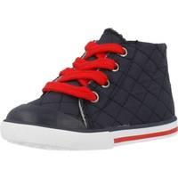Schoenen Jongens Hoge sneakers Chicco GENNIES Blauw