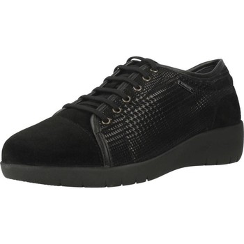 Schoenen Dames Lage sneakers Stonefly PASEO III 5 Zwart