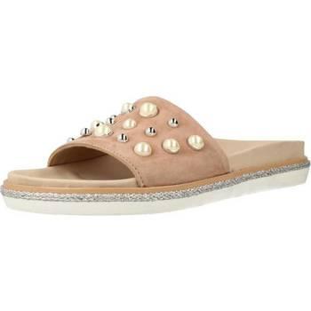 Schoenen Dames slippers Alpe 3686 12 Bruin