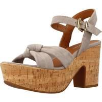 Schoenen Dames Sandalen / Open schoenen Alpe 3763 12 Grijs