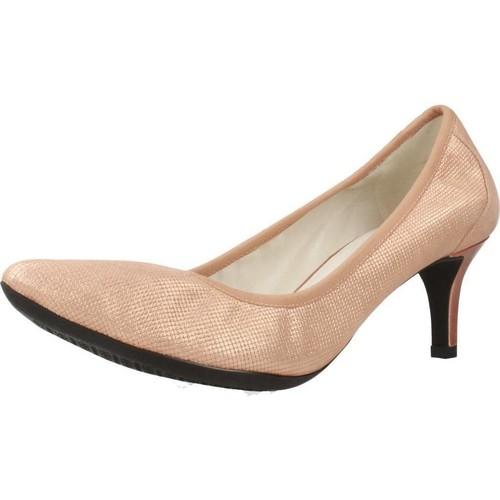 Schoenen Dames pumps Geox D ELINA Roze