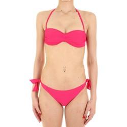 Textiel Dames Bikini Joséphine Martin ALESSIA Fuxia
