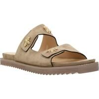 Schoenen Dames Sandalen / Open schoenen Elvio Zanon H0501P Bruin