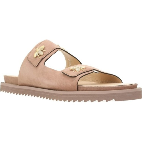 Schoenen Dames Sandalen / Open schoenen Elvio Zanon H0501P Roze