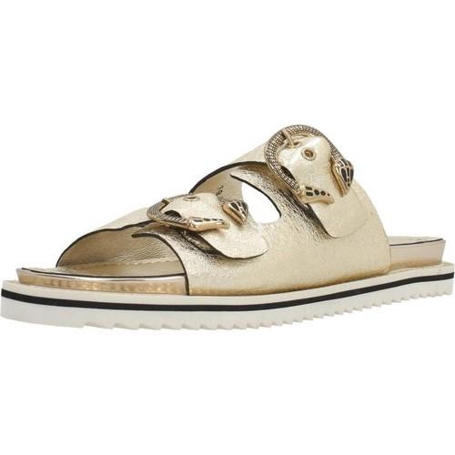 Schoenen Dames Sandalen / Open schoenen Elvio Zanon H3804P Goud
