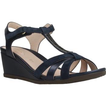Schoenen Dames Sandalen / Open schoenen Stonefly SWEET III Blauw