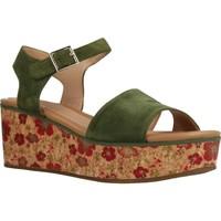 Schoenen Dames Sandalen / Open schoenen Stonefly 110283 Groen