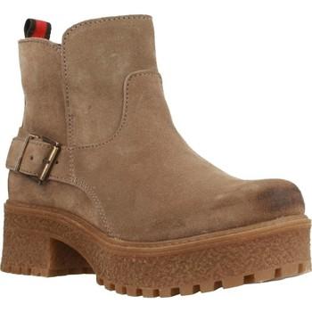 Schoenen Dames Laarzen Oii! 5009O Bruin