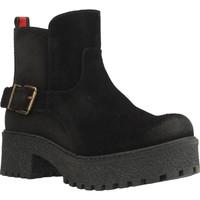 Schoenen Dames Laarzen Oii! 5009O Zwart