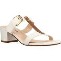 Schoenen Dames Sandalen / Open schoenen Eliza Ferrari 131 50 Wit