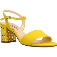 Schoenen Dames Sandalen / Open schoenen Eliza Ferrari 170 60 Geel