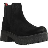 Schoenen Dames Laarzen Oii! 5010O Zwart