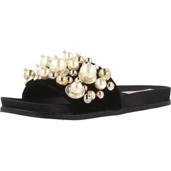 Schoenen Dames slippers Steve Madden DELICATE Zwart