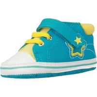 Schoenen Jongens Hoge sneakers Chicco NIAGO Blauw