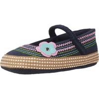Schoenen Meisjes Derby & Klassiek Chicco NADIA Blauw