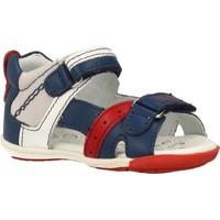 Schoenen Jongens Sandalen / Open schoenen Chicco GINETTO Blauw
