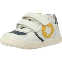 Schoenen Jongens Lage sneakers Chicco GIGINO Wit