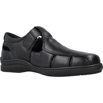Schoenen Heren Sandalen / Open schoenen Pinoso's 6008H Zwart