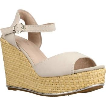 Schoenen Dames Sandalen / Open schoenen Lumberjack ESTELLE Wit