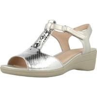 Schoenen Dames Sandalen / Open schoenen Stonefly VANITY III 9 Zilver