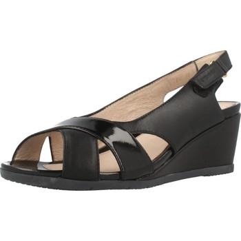 Schoenen Dames Sandalen / Open schoenen Stonefly SWEET III 4 Zwart