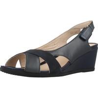 Schoenen Dames Sandalen / Open schoenen Stonefly SWEET III 4 Blauw