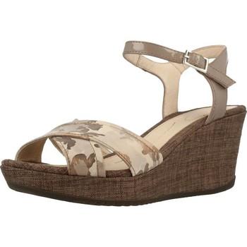 Schoenen Dames Sandalen / Open schoenen Stonefly MARLENE II 5 Bruin