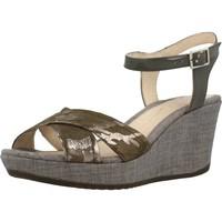 Schoenen Dames Sandalen / Open schoenen Stonefly MARLENE II 5 Grijs