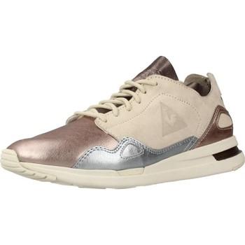 Schoenen Dames Lage sneakers Le Coq Sportif S R FLOW W METALLIC LEATH Beige
