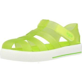 Schoenen Jongens Sandalen / Open schoenen Igor S10171 Groen