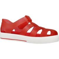 Schoenen Jongens Sandalen / Open schoenen Igor S10171 Rood