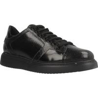 Schoenen Dames Lage sneakers Geox D THYMAR Zwart