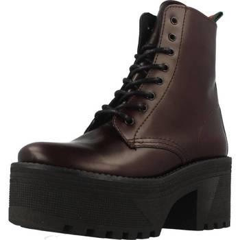 Schoenen Dames Hoge laarzen Alpe 3920 30 Rood
