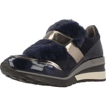 Schoenen Dames Lage sneakers Angel Infantes 592A Blauw