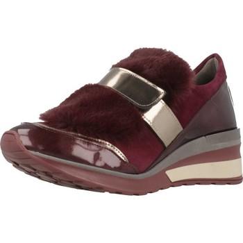 Schoenen Dames Hoge sneakers Angel Infantes 592A Rood