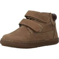 Schoenen Jongens Hoge sneakers Chicco 1060447 Bruin