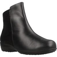 Schoenen Dames Laarzen Pinoso's 7656 H Zwart