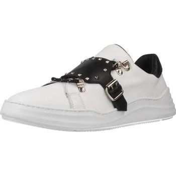 Schoenen Dames Lage sneakers Albano 8141AL Wit